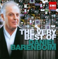 Very Best of Daniel Barenboim, New Music