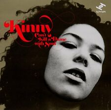 KINNY - Can't Kill a Dame With Soul (2012) NEW & SEALED CD