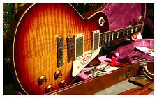 ✯AMAZING✯2007 GIBSON USA LES PAUL Custom Shop 1959 Reissue VOS✯DARKBURST!✯'59*58