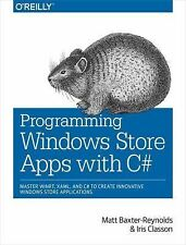 Programming Windows Store Apps with C# by Iris Classon and Matthew...