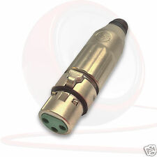 Switchcraft 3 Pole Female XLR. AAA3F