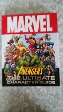 MARVEL THE AVENGERS  The Ultimate Character Guide Book