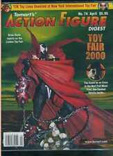 Tomart's Action Figure Digest #74 Spawn McFarlane Road Warrior Mad Max MBX95