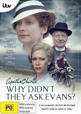 Agatha Christie: Why Didn't they ask Evans? DVD NEW