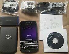 BlackBerry Q10 - 16GB - Black (AT&T) Smartphone LTE 4G Touchscreen New Other