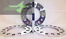 "4x 8 LUG WHEEL SPACERS | FITS ALL 8X6.5 | 8X170 | 8X180 | 8X165 | 1/2"" INCH 13MM"