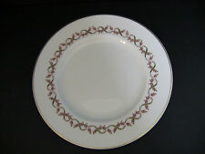 "Wedgwood Sandhurst China White Dinner Plates 10 3/4""/ Set of 4"