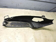 07 Piaggio MP3 250 ie scooter Vespa left side foot rest peg floor board