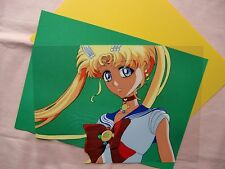 Sailor Moon Crystal    Celluloid picture    cel   A