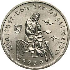 C469) J.344 WEIMARER REPUBLIK 3 Reichsmark 1930 A Walther v.d. Vogelweide