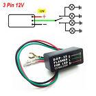 3 Pin 12V Motorcycle Universal Blinker Relay LED Turn Signal Light Flasher шоры