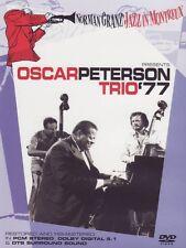 Oscar Peterson Trio - Norman Granz' Jazz in Montreux 77   DVD   NEU&OVP!