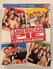 American Pie Blu Ray Collection Brand New The Wedding Reunion 1 2 3 4 Set 1-4