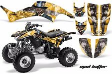 AMR Racing Honda TRX 400 EX Graphic Kit Wrap Quad Decal ATV 1999-2007 MAD HTR SY