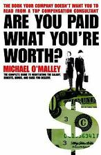 Are You Paid What You're Worth?, O'Malley, Michael, Good Book