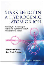 """Stark Effect In A Hydrogenic Atom Or Ion: Treated by the Phase-Integral Met"