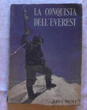 John Hunt - La conquista dell'Everest volume rilegato in 300 copie