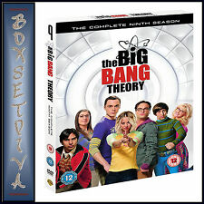 THE BIG BANG THEORY - COMPLETE SEASON 9   *BRAND NEW DVD**