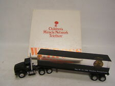 Winross Children's Miracle Network Telethon Hershey PA 1992 Kenworth VGC in Box