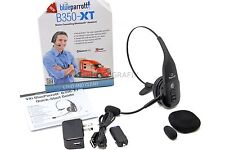 VXi BlueParrott B350XT Noise Cancelling Trucker Bluetooth Cell Phone Headset