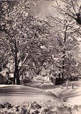 BRIANCON 24 sous la neige fleurs de neige