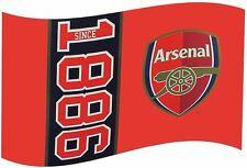 Arsenal FC équipe Bullseye CLUB FOOTBALL FLAG FC-produit sous licence Cadeau