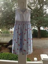 EUC 5 Anavinni Smocked Apple Amanda Remembered Dress Easter