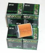 4 x Hiflo Oil Filter HF140 for Yamaha WR250 F WRF250 WR250F 2009-2016 - NEW