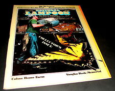 NATIONAL LAMPOON Magazine Oct 1975 VG Big Tit Contest Issue Porno For The Dumb 4
