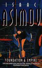 Foundation and empire - Isaac Asimov, Good used paperback