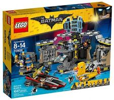 NEW LEGO BATCAVE BREAK-IN Set 70909 Batman Movie sealed nib nisb bat cave