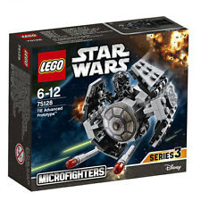 "LEGO Star Wars MICRO FIGHTER 75128 "" TIE ADVANCED FIGHTER "" - Hot Pick"