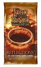 LOTR Lord of the Rings REFLECTIONS Booster Pack SEALED!