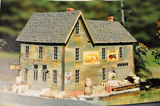 HO Micro Scale Models Carharts Mill Shoppe NEW Craftsman Kit