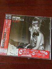 Lady Gaga  Born This Way - The Remix JAPAN CD SEALED