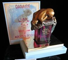 Les Beaux Arts Danaide Auguste Rodin Signed Limited Edition Perfume Bronze No 12