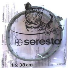 VETOBOBO.COM BAYER COLLIER CHAT SERESTO 38CM GARANTIE 7 À 8 MOIS DE PROTECTION