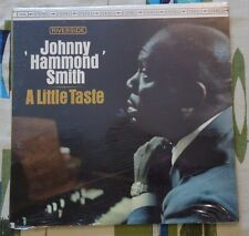 Johnny Hammond Smith SEALED LP A Little Taste 1963 Riverside Stereo Mint