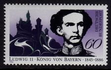 W Germany 1986 King Ludwig of Bavaria SG 2127 MNH