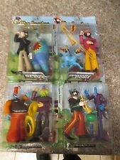 MCFARLANE THE BEATLES YELLOW SUBMARINE SERIES 2 Figure Set NEW SEALED