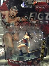 DC Universe collect and connect Justice League New 52 WONDER WOMAN  Figz 2.5