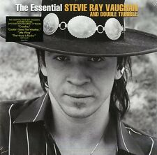 VAUGHAN STEVIE RAY & DOUBLE TROUBLE THE ESSENTIAL STEVIE RAY VAUGHAN 2 VINILI LP