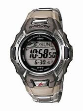 Casio Men's MTGM900DA-8 G-Shock Tough Solar Stainless Steel Digital Watch