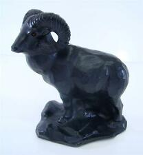 CRAFTED IN WESTERN CANADA MADE WITH CANADIAN COAL TRI-COL BLACK RAM DECOR