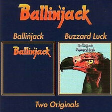 "Ballin'jack: ""S/T""  & ""Buzzard Luck""  (2 on 1 CD)"