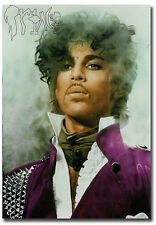 "Prince American Singer Fridge Toolbox Magnet Collectible Size 2.5"" x 3.5"""
