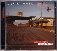 CD (NEU!) MEN AT WORK - Def. Collection (Best of Down Under It's a mistake mkmbh