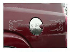 1998-2003 Dodge Durango Chrome Stainless Steel Flat Gas Cap Cover Accent