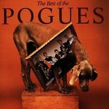 CD Best Of The Pogues. Folkpunk Folkrock. Dubliners Chieftains McGowan Police U2