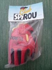 Lot de 2 mitaines plastifiées - Cadeau d'abonnement CLUB SPIROU (hors commerce)